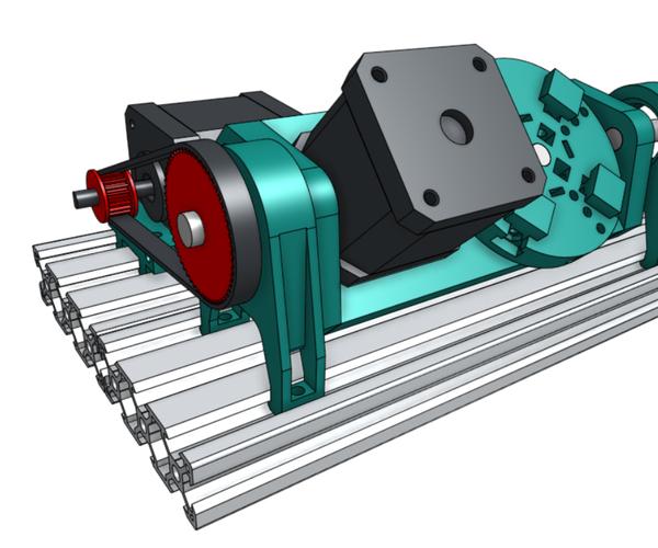 DIY Desktop 5-axis CNC Mill