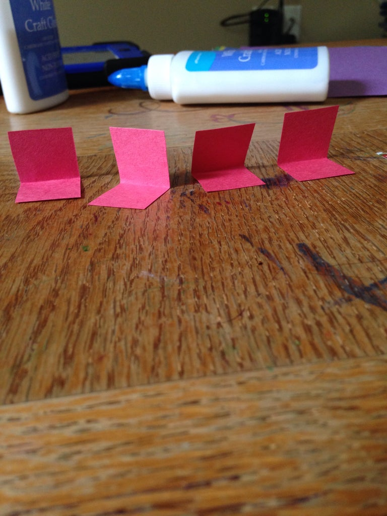 Fold in Half and Glue