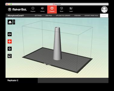 Design the Handle Part & 3D Print