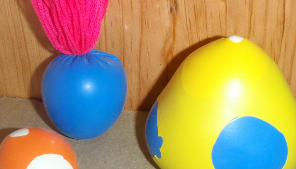 Anti stress balls