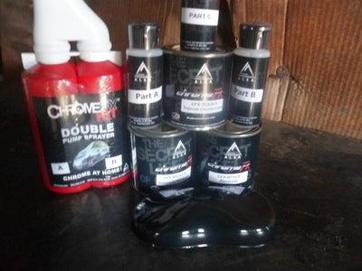Chemicals/Coating Needed
