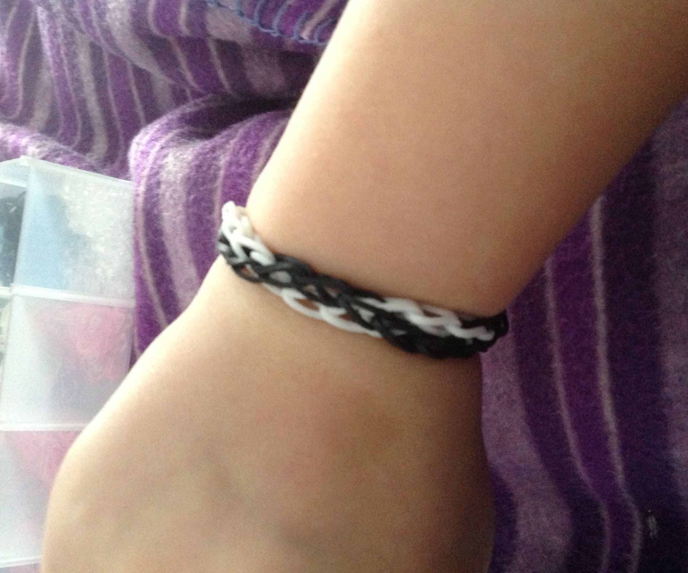 The twist bracelet