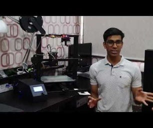 Automatic Tool Changing 3D Printer
