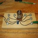 How to make vacuum tube breadboarding sockets.