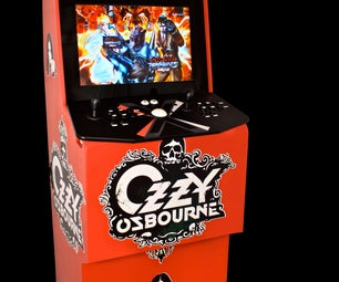 The Game Over Stand Up Arcade