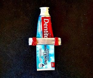 简易牙膏分配器