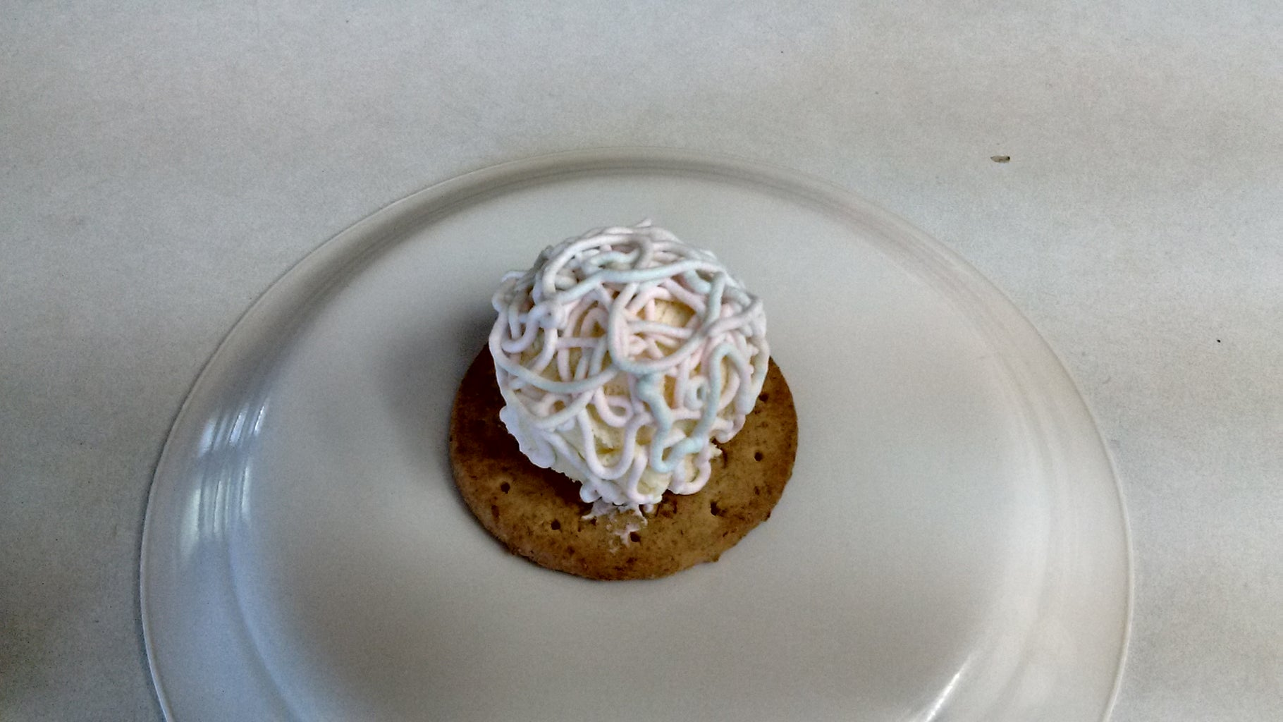 Pipe on the Whipped Cream