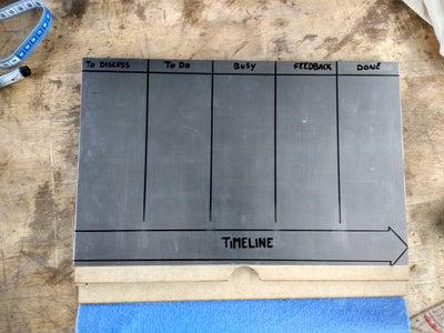 Steel Sheet - Management & Planning