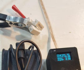 Car Battery Charger Adapter