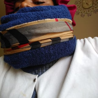 How to Make Your Own Neck Brace
