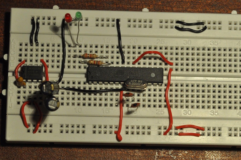 Building the Main Circuit