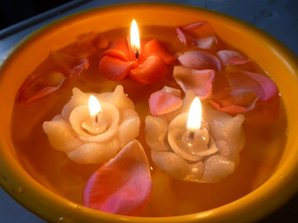 Candle Craft: How to Make Beautiful Candles