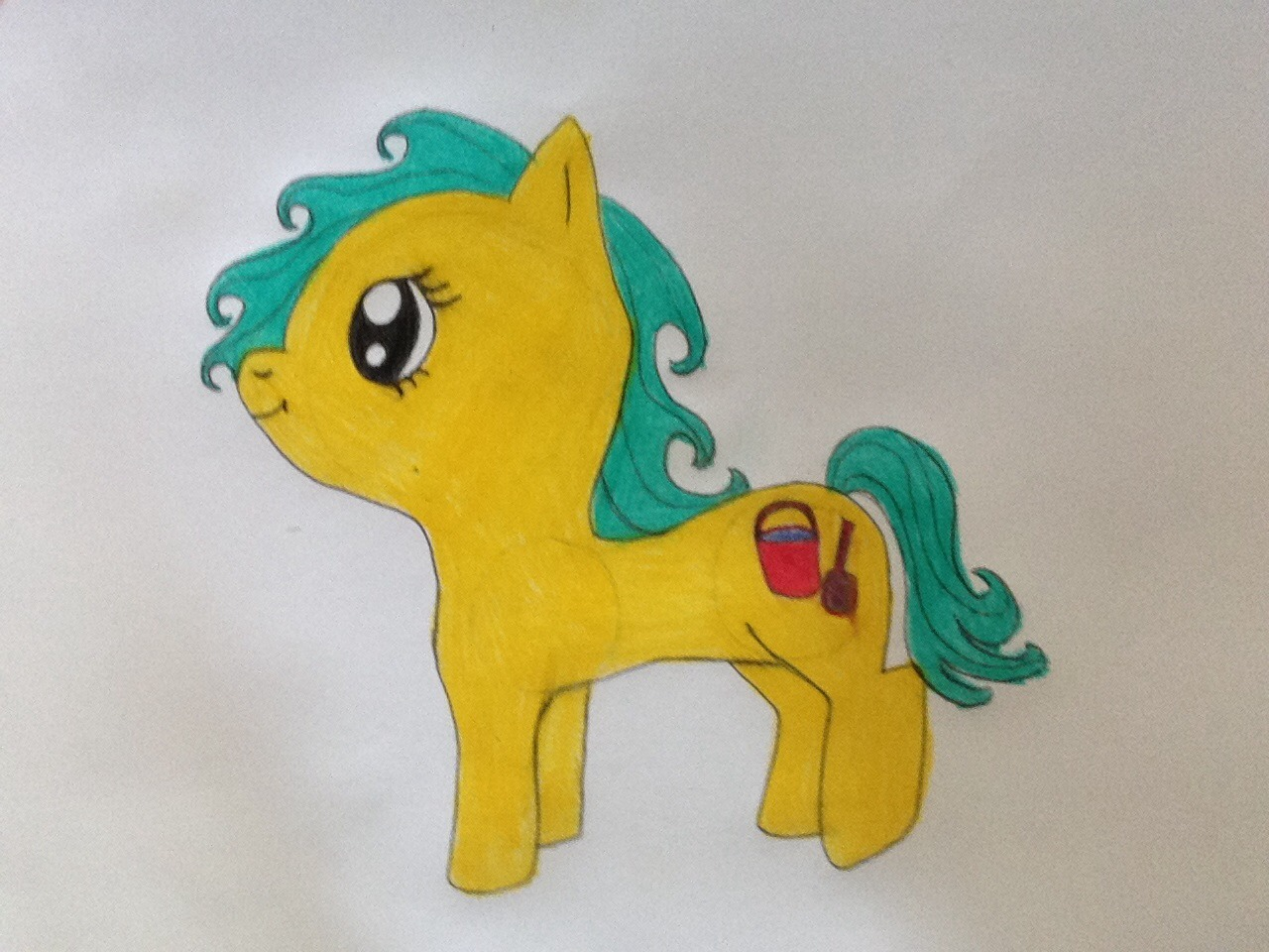 How To Draw Your Own MLP OC