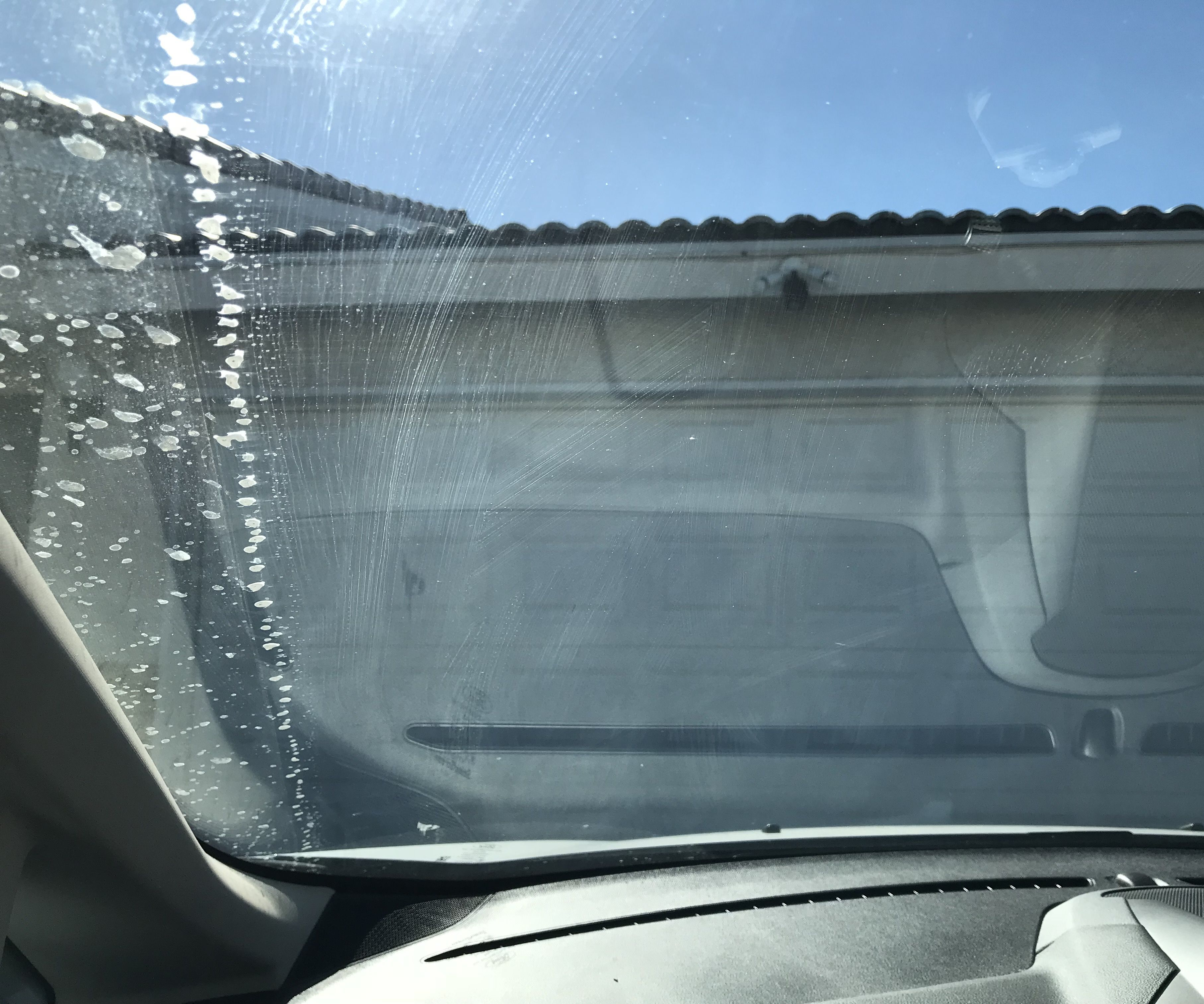 THE $10 RETRACTABLE WINDSHIELD CLEANER