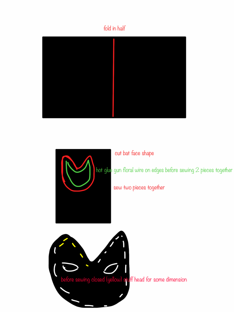 Lets Make the Bat Bow!