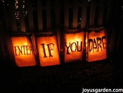 Halloween Decorating Extravaganza!