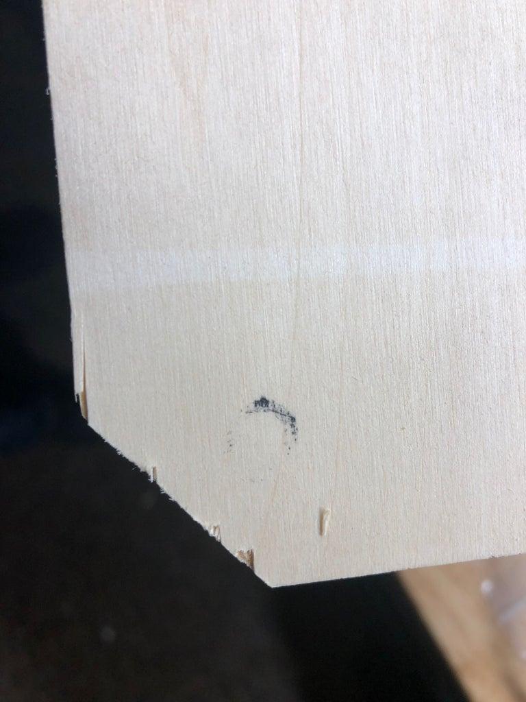 Plywood Mounting