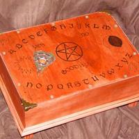 Moving Haunted Ouija Board