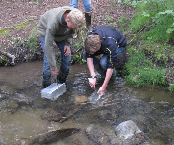 Surber Sampler for Aquatic Invertebrates