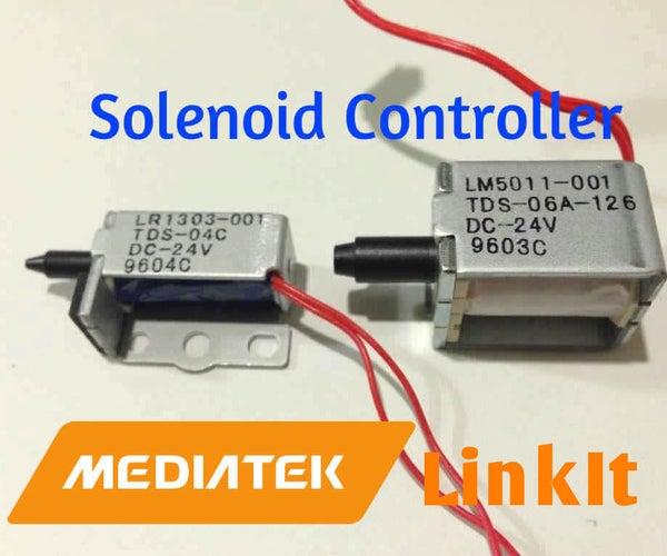 Solenoid Controller