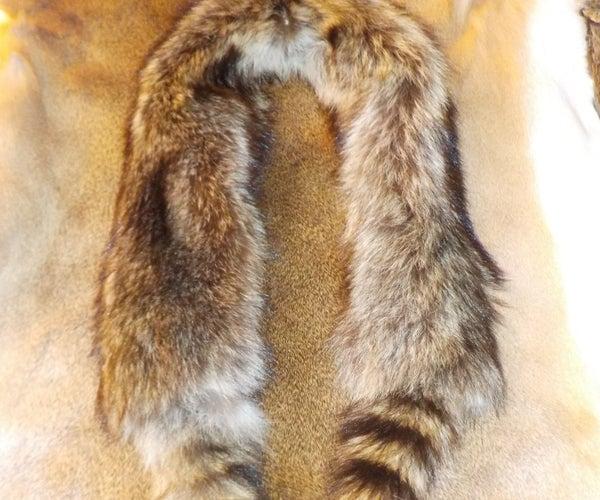 Easy Fur Scarf