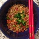 Chinese Fried Rice (Pork Sausage)