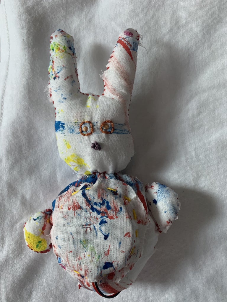 Stuffed Bunny Using CPX Sequences