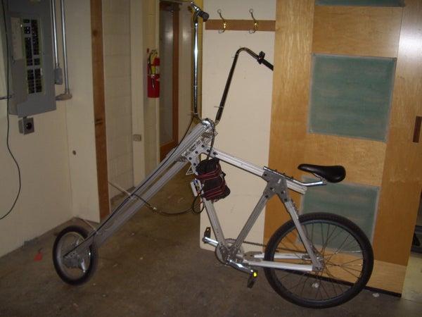Electric Chopper... Version 1.