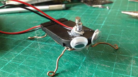 Add Vibrating Motor