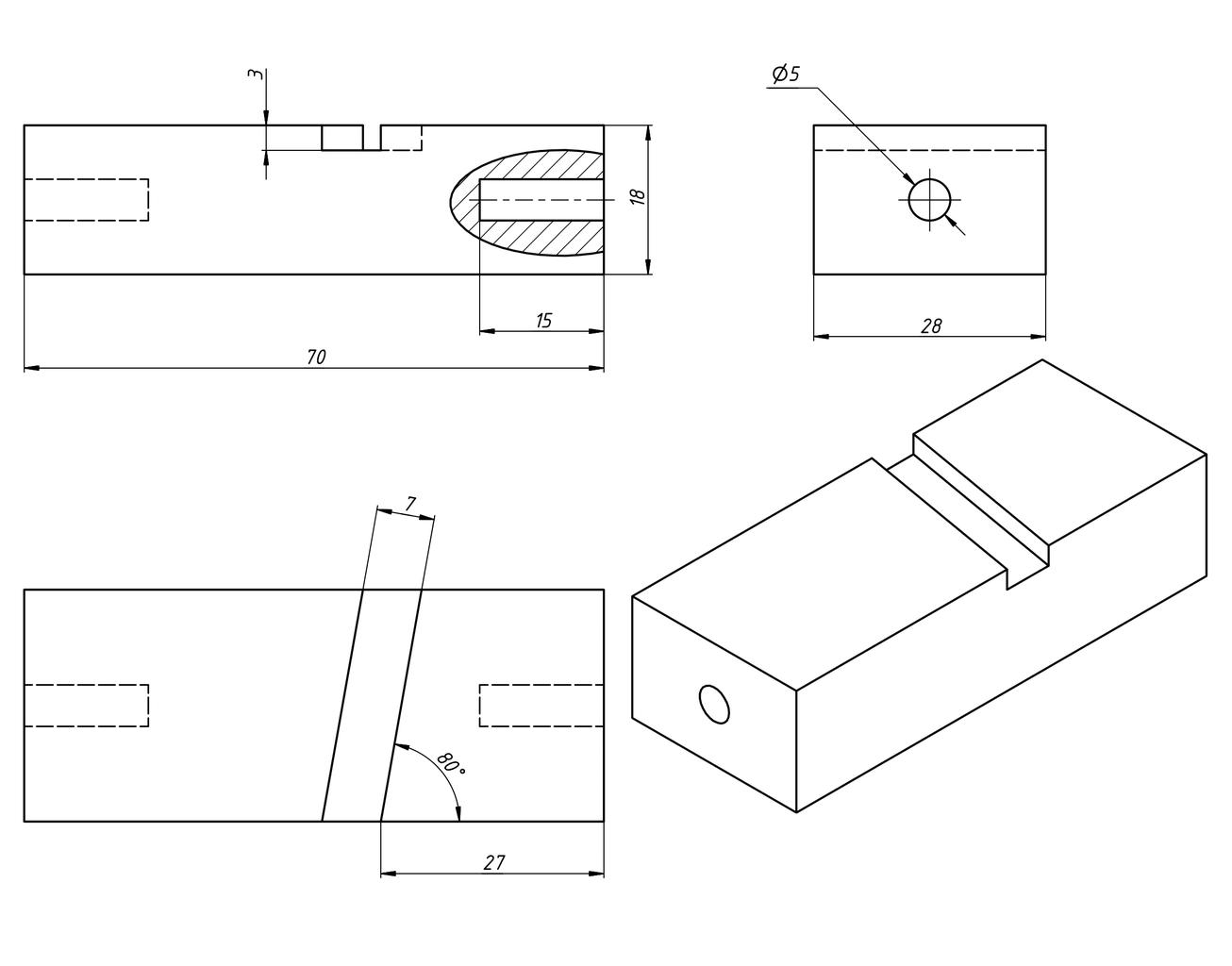 Motor Base Making