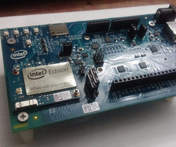 Small Home Automation With Intel Edison and Microsoft Azure