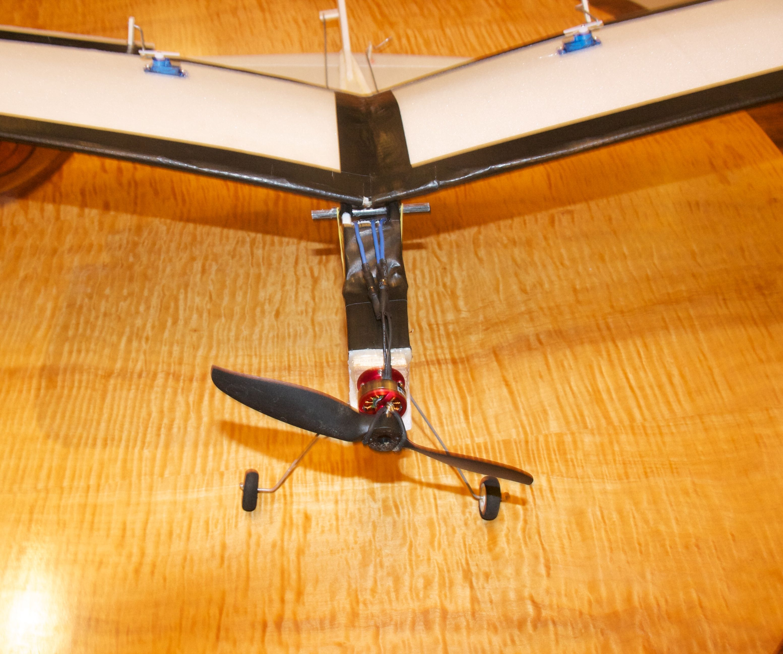 2 Arduino Powered RC plane