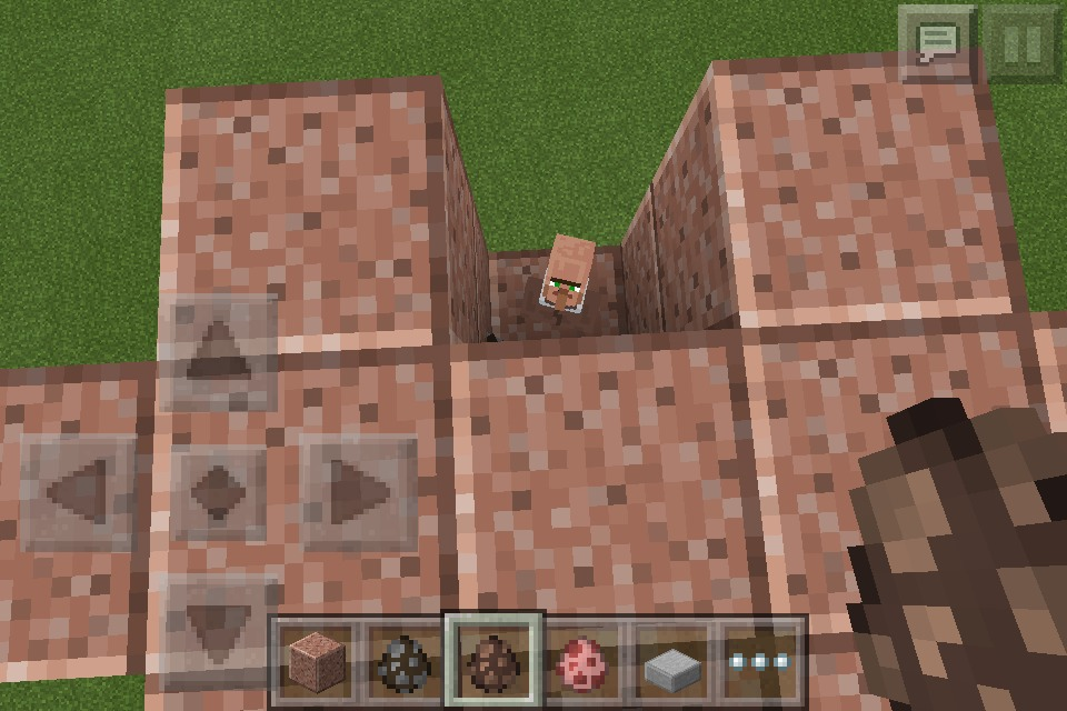 Minecraft Pocket Edition Mob Cannon