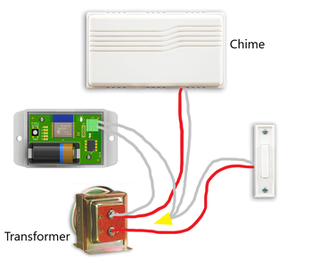 Install and Wire the WiFi Doorbell