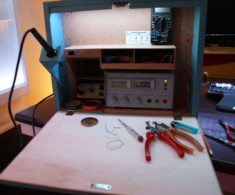 Electronic-Lab in a Box