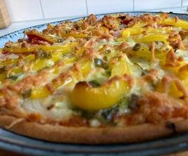 皮条客你的披萨
