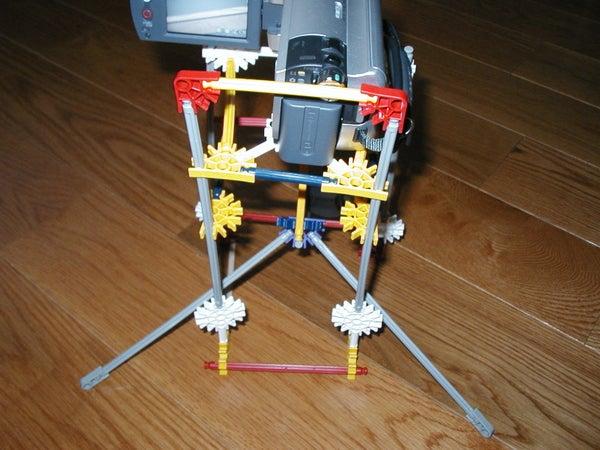 Tri-pod for Sony Handycam