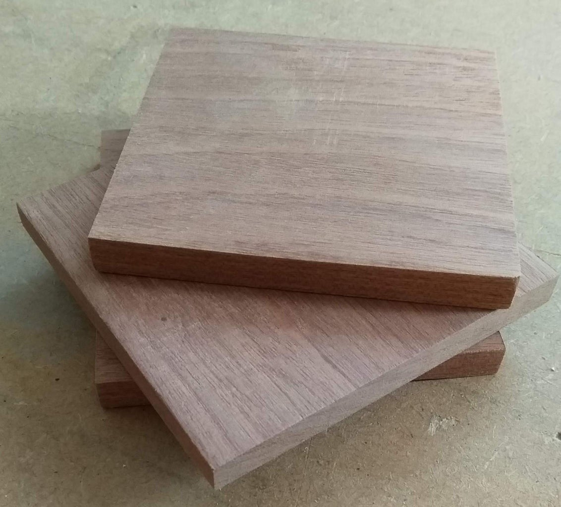 Cutting the Wood to Size