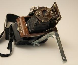 Kodak Vest Pocket to Rebel Lens Adapter