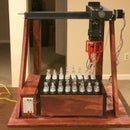 Homemade Chess Robot