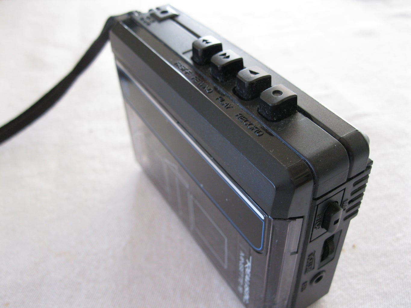 Method 1: Dubbing Using a Microphone Attached to a Tape Recorder