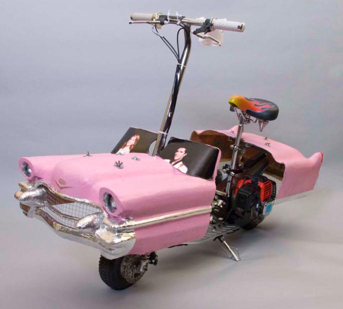 Mini Cadillac Body