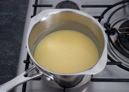 To Make the Caramel
