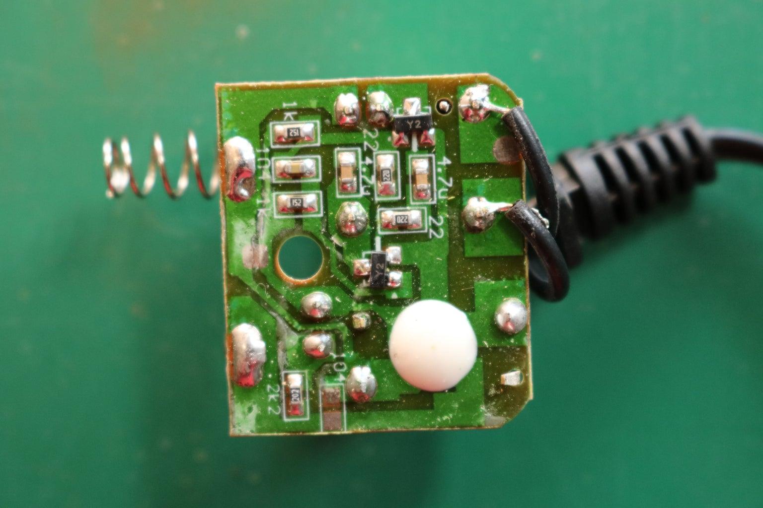 Arduino Controlled EL Wire
