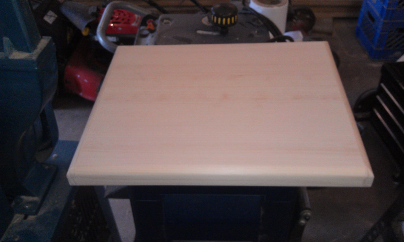 Drawer Front and Top