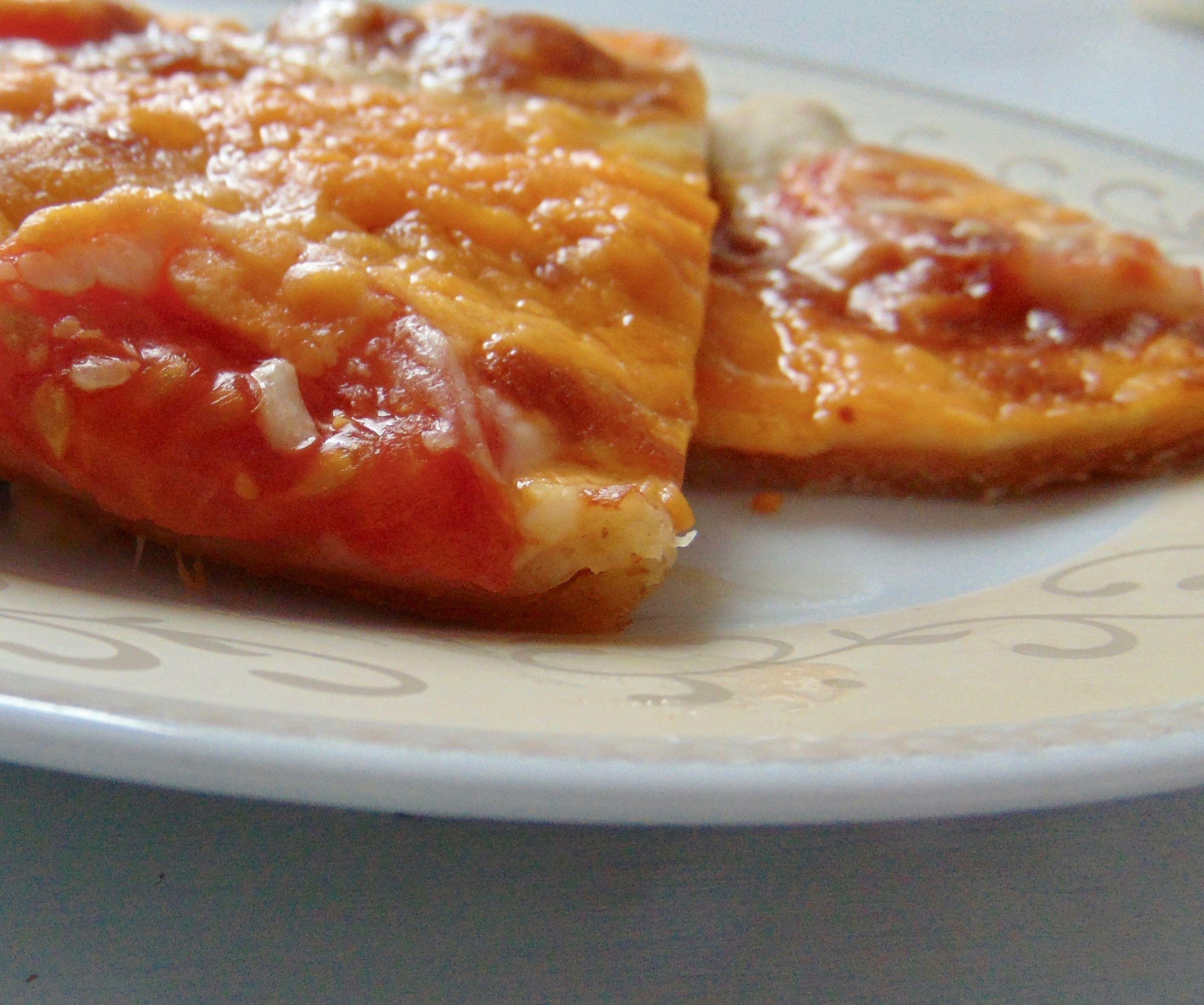 Delicious Healthy Pizza