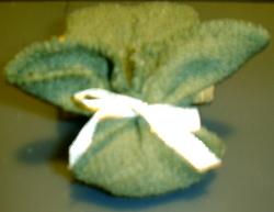 How to make a Bath Bunny (or Terrycloth Rabbit)