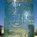 1880s Retro Drinking Glass