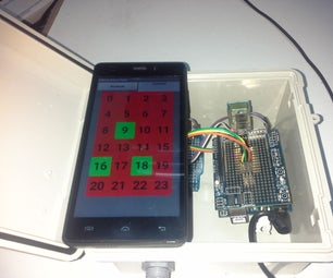 Arduino/Android Timer (with App!).Control Your Lights and Other Stuff