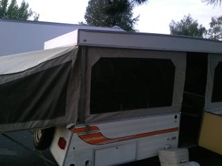 Tent Trailer Roof Re Build 15 Steps With Pictures Instructables